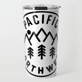 Pacific Northwest Travel Mug