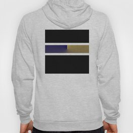 Team Colors 3..navy,gold Hoody