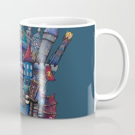 Fandom Moving Castle Coffee Mug