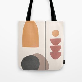 Abstract Minimal Art 02 Tote Bag