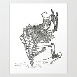 03/09/16 Art Print
