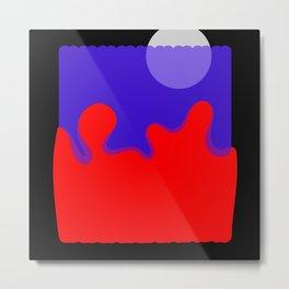 Abstraction 002 Metal Print