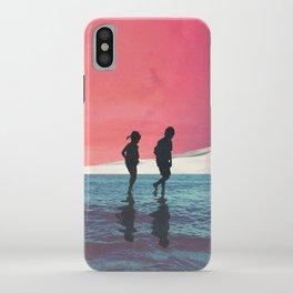Until Dusk iPhone Case