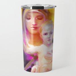 Our Lady Luminescence  Travel Mug
