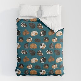 Coonhound Curl Comforters
