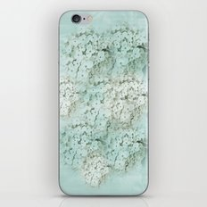 SHADY HYDRANGEAS iPhone & iPod Skin