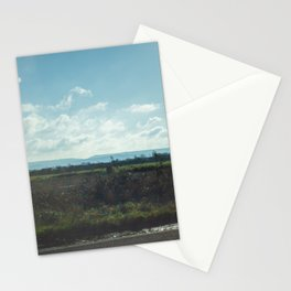 Motorway - photo series Stationery Cards