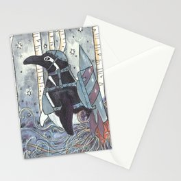 The Henchman Stationery Cards