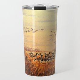 Goose Hunting Companions Travel Mug