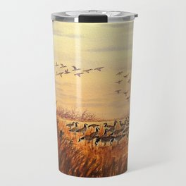 Goose Hunting Companions Travel Mug