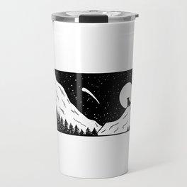 Le petit chien Travel Mug