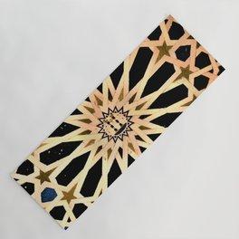 Azulejo de La Alhambra Yoga Mat