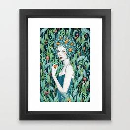 Selva Framed Art Print