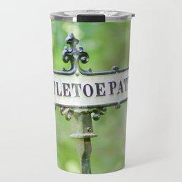 Mistletoe Path Travel Mug