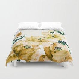 flowers / 63 Duvet Cover