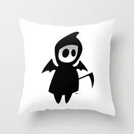 Petitemort Throw Pillow
