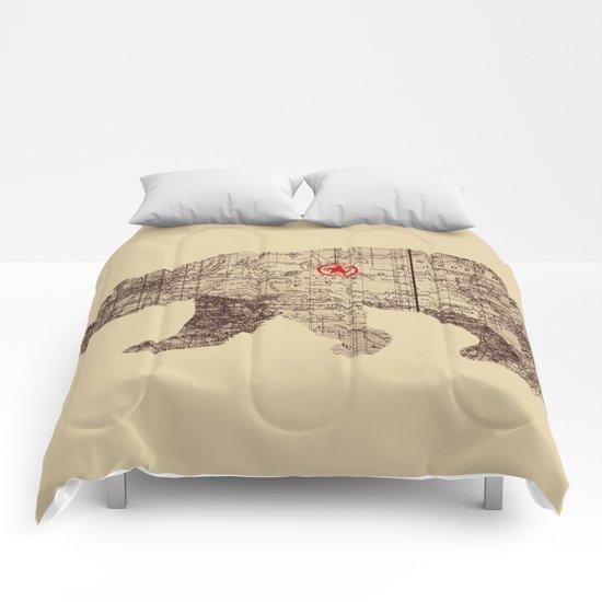 Bearlin Comforters