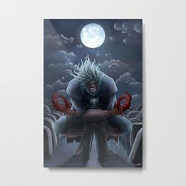 Beast's Embrace Metal Print