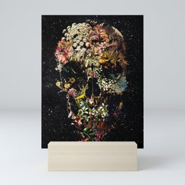 Smyrna Skull Mini Art Print