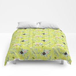 Neo Rainforest-Daybreak Comforters