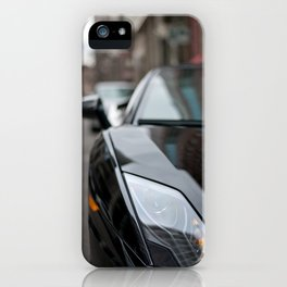 Gallardo View iPhone Case