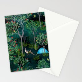 Peaceful Ohia Lehua Forest Stationery Cards