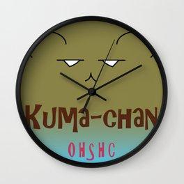 Kuma-chan (Ouran High School Host Club) Wall Clock