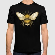 Bumble Mens Fitted Tee Black MEDIUM