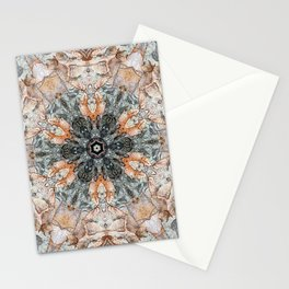 Variations on river birch bark IV Stationery Cards