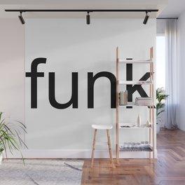 funk Wall Mural