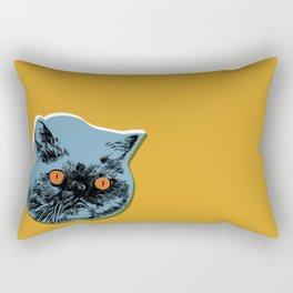 Squish Face Rectangular Pillow