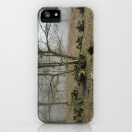 Woodland Roots iPhone Case