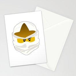 Ninjago Face Zane Stationery Cards