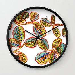 Maranta Wall Clock