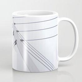 Taut Lines 1 Coffee Mug