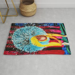 Backstage Dancer Rug