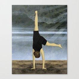Cartwheel Canvas Print
