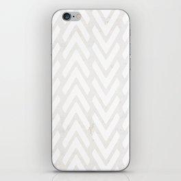 Chevron Tracks iPhone Skin