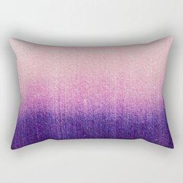 BLUR / abyss Rectangular Pillow