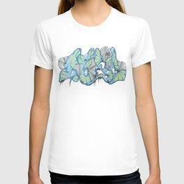 Armoured 1530 Graffiti T-shirt