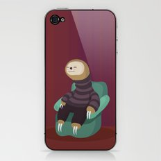 7 deadly sins Sloth iPhone & iPod Skin