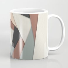Earth Tones Layers Coffee Mug