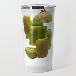 Flying Kiwifruit Travel Mug