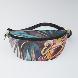 Polish Rooster Fanny Pack