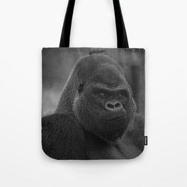 Oumbi The Silverback Gorilla Tote Bag