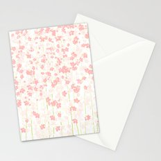 Pink Shidare Zakura Stationery Cards