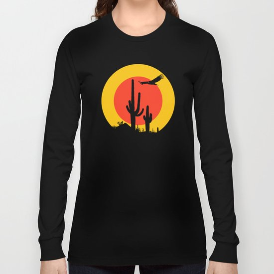 vulture song Long Sleeve T-shirt
