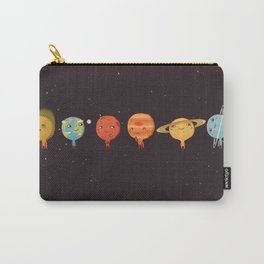 planet sun earth cute art new hot 2018 style cuteness star stars Carry-All Pouch