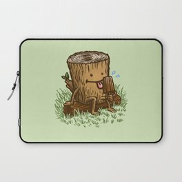 The Popsicle Log Laptop Sleeve