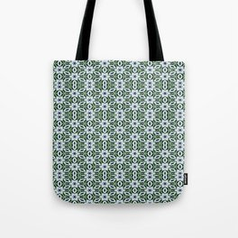 Multiple White African Daisies Tote Bag